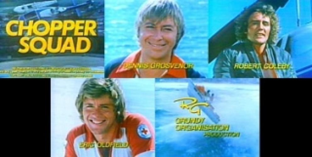 Chopper Squad next episode air date poster