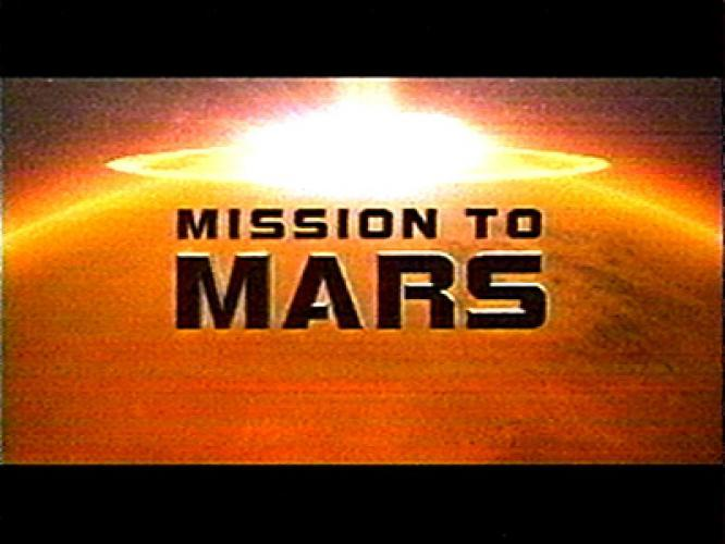 Horizon: Nasa's Mission to Mars next episode air date poster