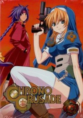 Chrono Crusade next episode air date poster