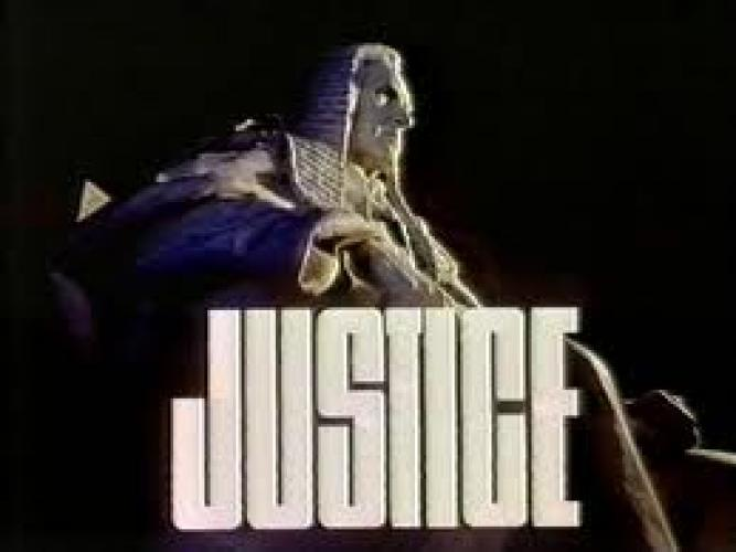 Justice (1971) next episode air date poster