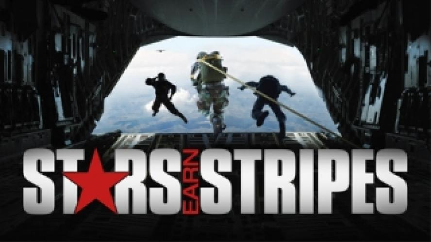 Stars Earn Stripes next episode air date poster
