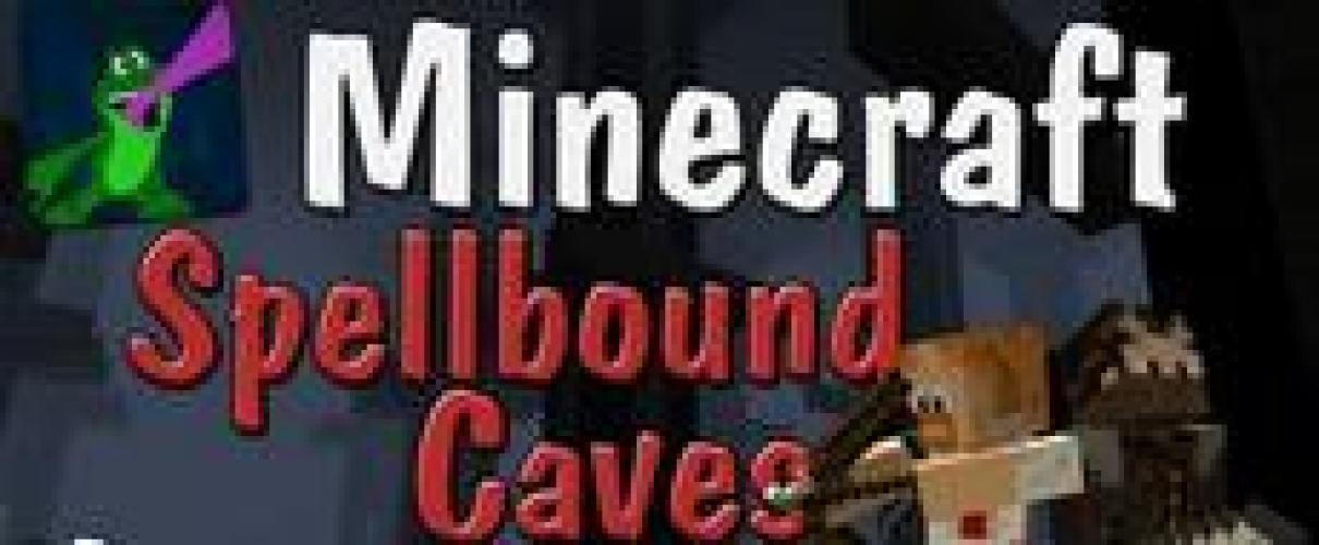 Minecraft Spellbound Caves next episode air date poster