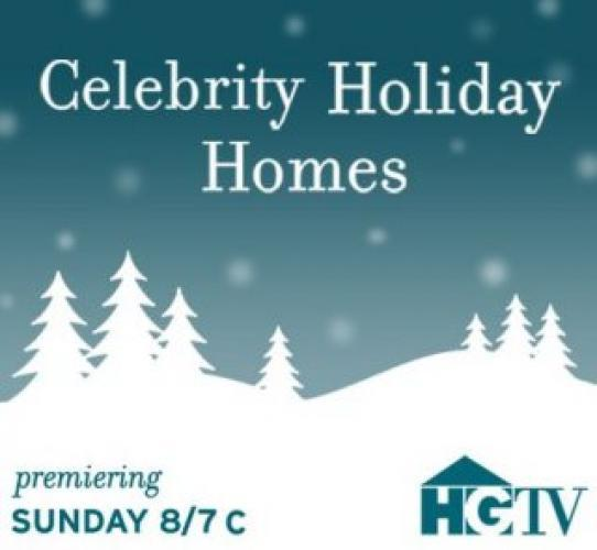 Celebrity Holiday Homes next episode air date poster