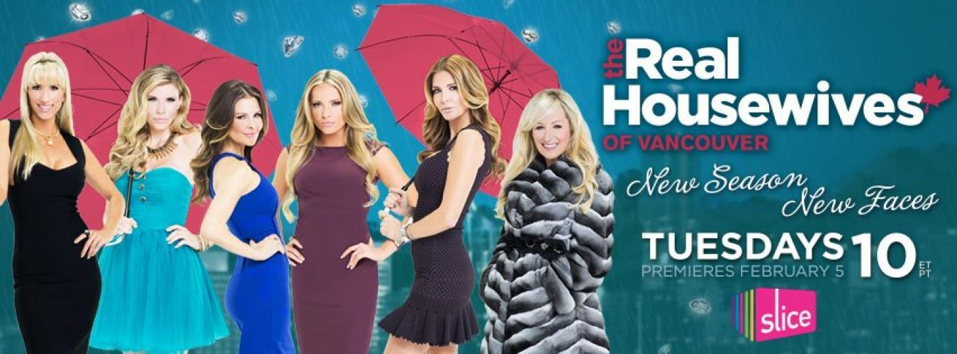 The Real Housewives of Vancouver next episode air date poster