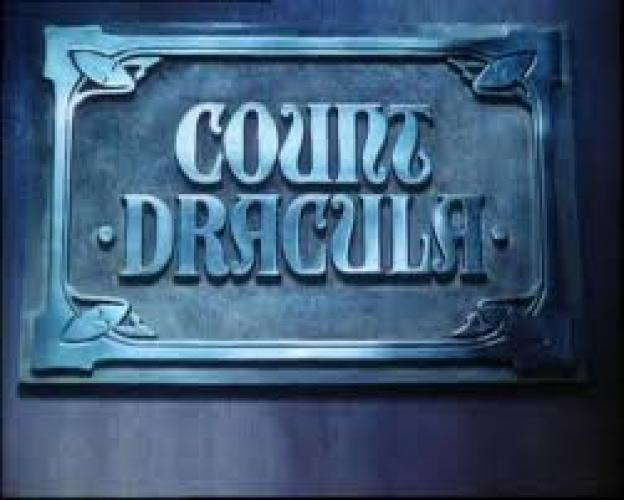 Count Dracula next episode air date poster