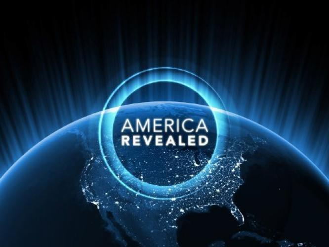 America Revealed next episode air date poster