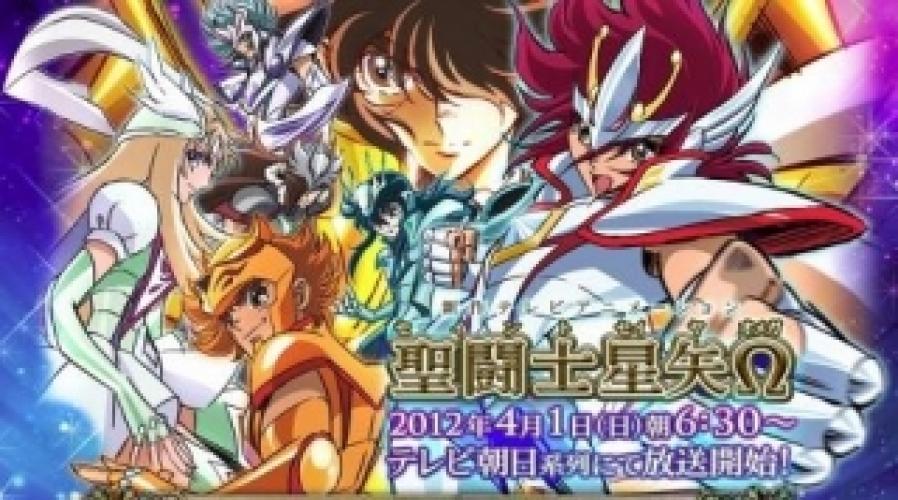 Saint Seiya Omega next episode air date poster