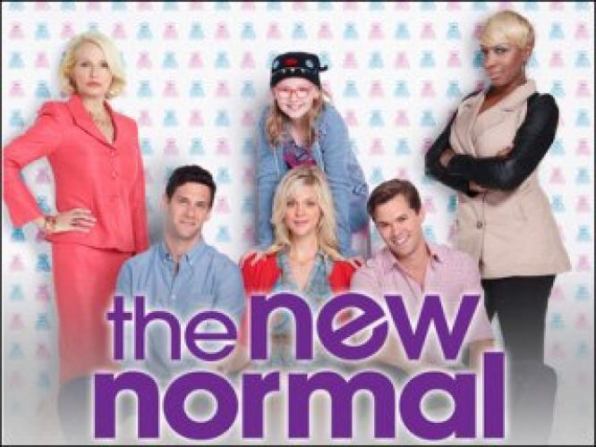 The New Normal next episode air date poster