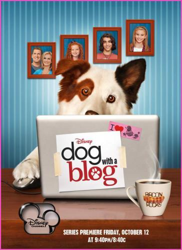 Dog with a Blog next episode air date poster