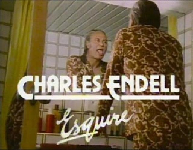 Charles Endell Esquire next episode air date poster