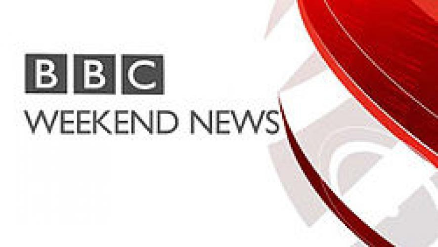 BBC Weekend News next episode air date poster