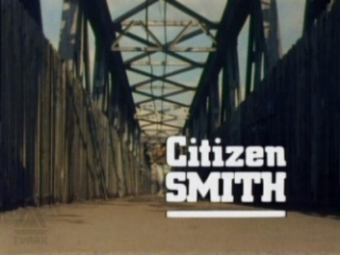 Citizen Smith next episode air date poster
