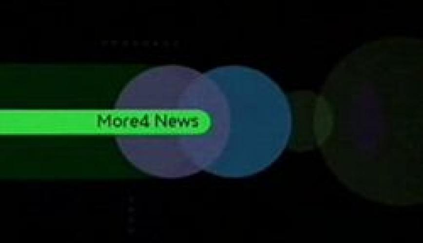 More4 News next episode air date poster