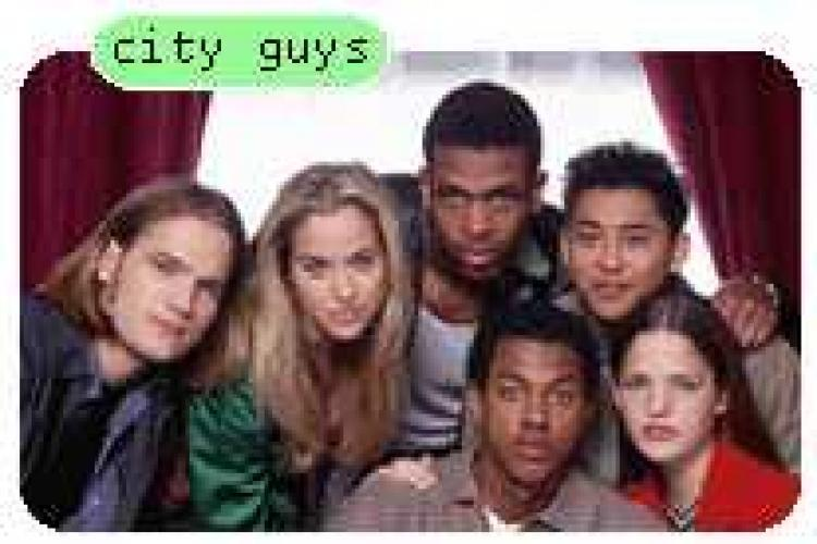 City Guys next episode air date poster