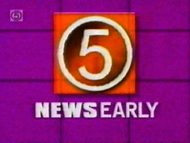 5 News Early next episode air date poster
