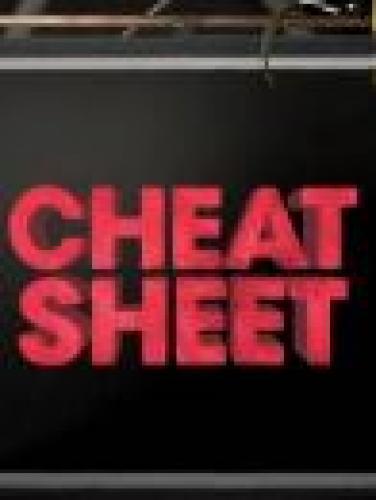 Cheat Sheet next episode air date poster