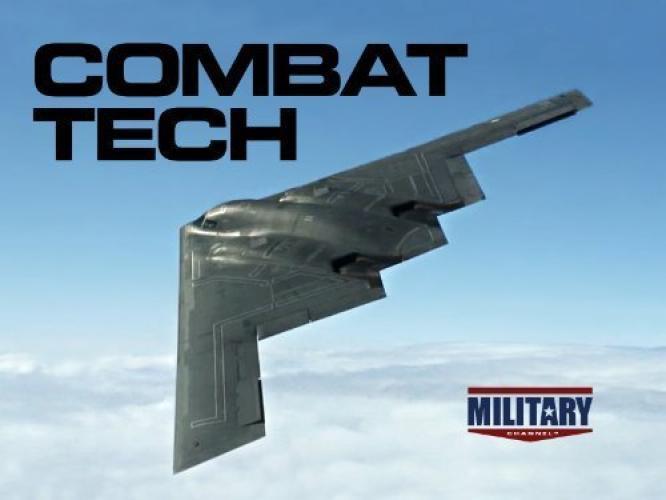 Combat Tech next episode air date poster