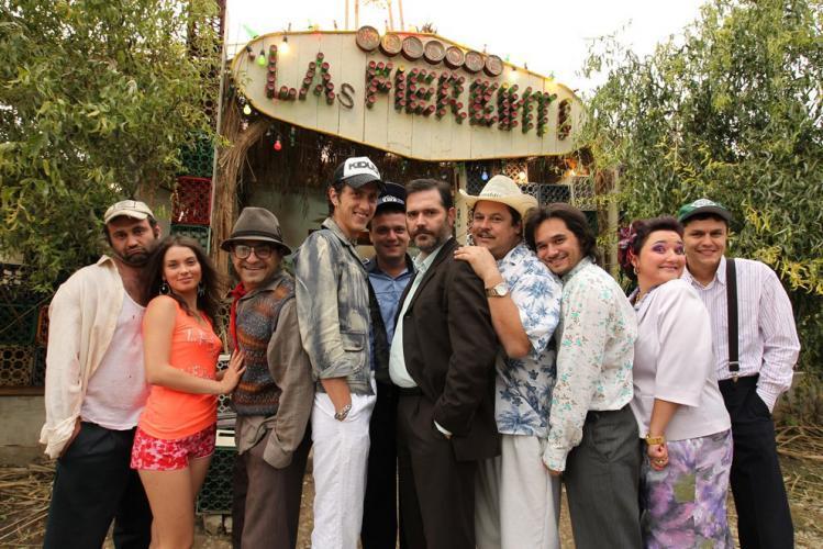 Las Fierbinti next episode air date poster