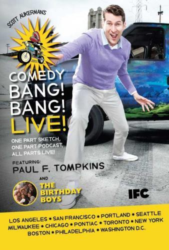 Comedy Bang! Bang! next episode air date poster
