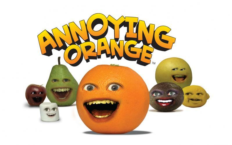 The Annoying Orange next episode air date poster