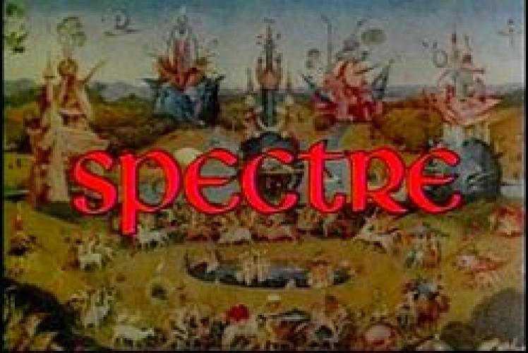 Spectre next episode air date poster