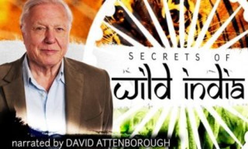 Secrets of Wild India next episode air date poster