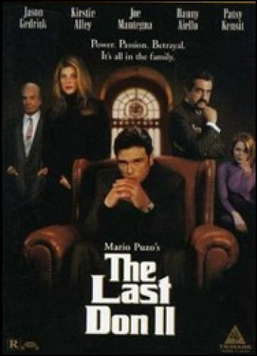The Last Don II next episode air date poster