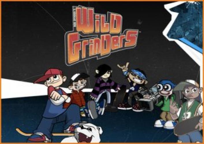 Wild Grinders next episode air date poster