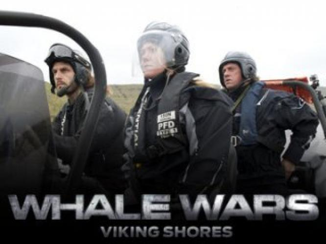 Whale Wars: Viking Shores next episode air date poster
