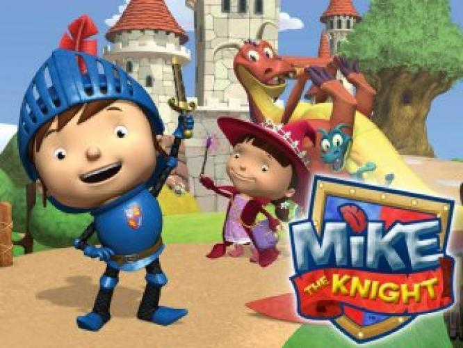 Mike the Knight next episode air date poster