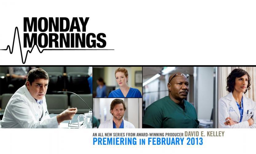 Monday Mornings next episode air date poster