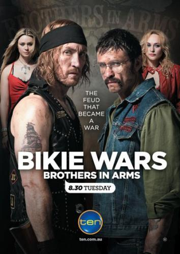 Bikie Wars: Brothers in Arms next episode air date poster