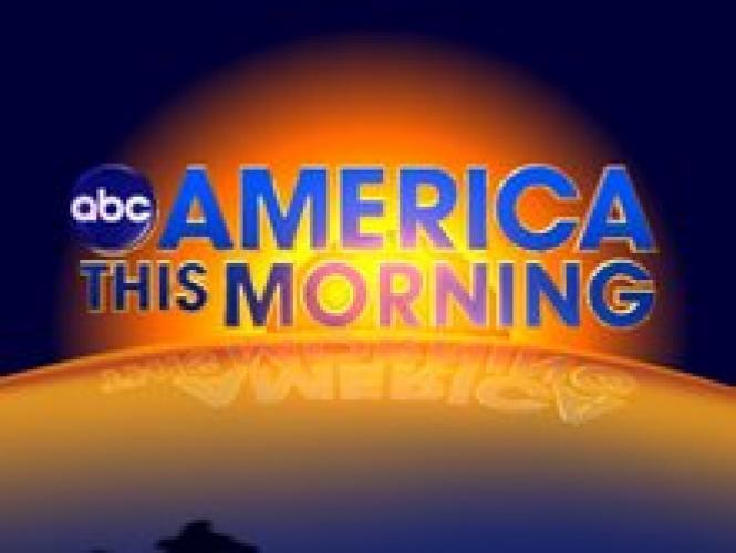 America This Morning next episode air date poster