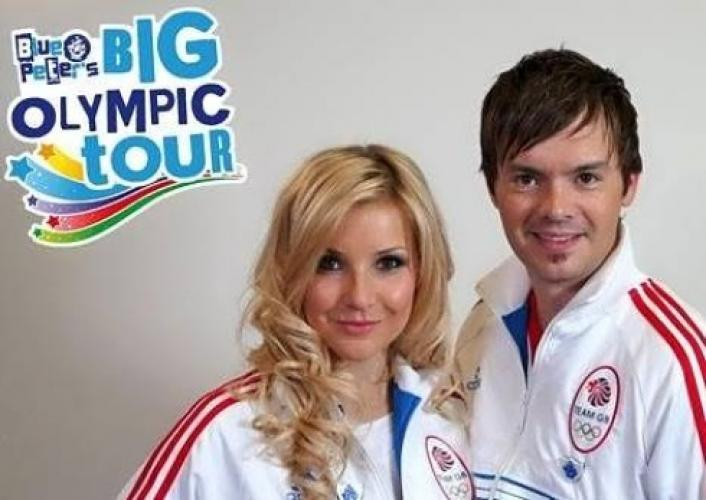 Blue Peter's Big Olympic Tour next episode air date poster