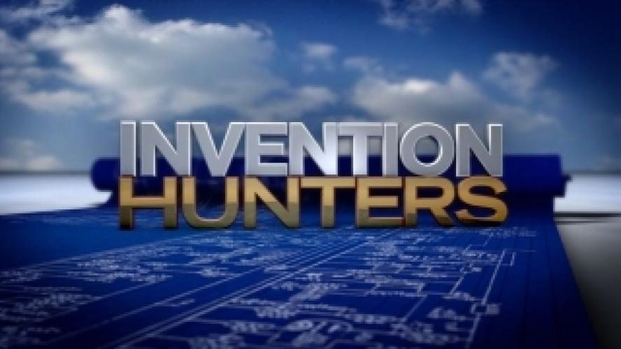 Invention Hunters next episode air date poster