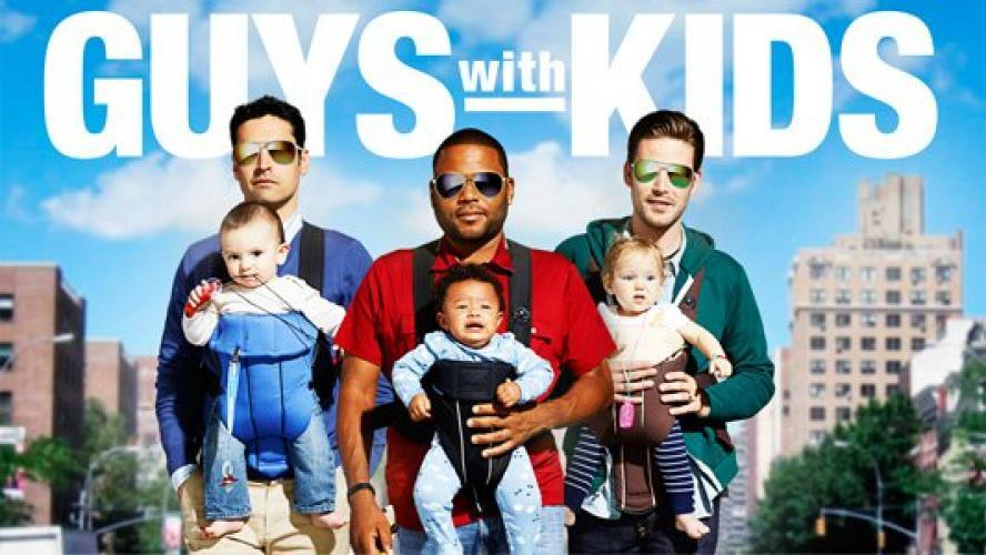 Guys With Kids next episode air date poster