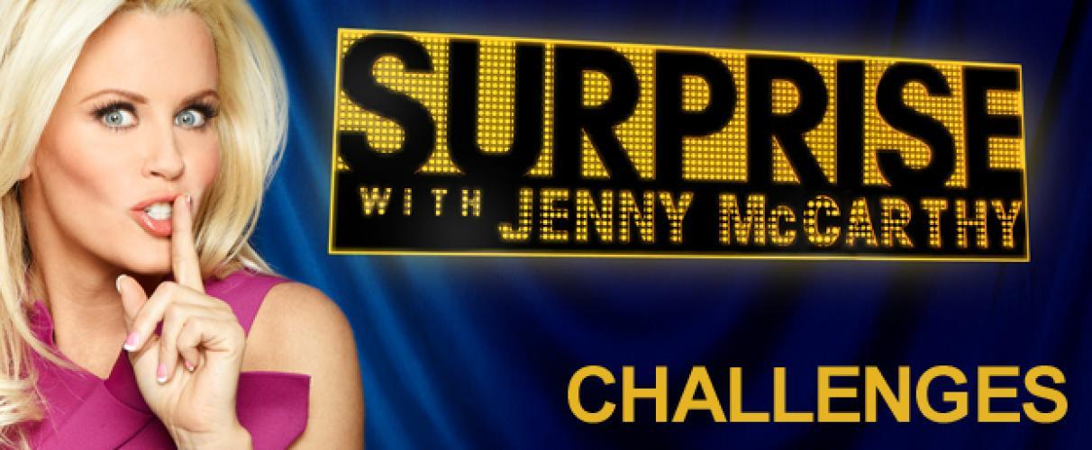 Surprise with Jenny McCarthy next episode air date poster