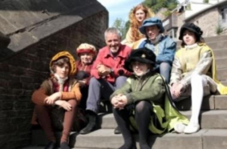 Britain's Lost Routes with Griff Rhys Jones next episode air date poster