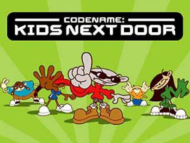 Codename: Kids Next Door next episode air date poster