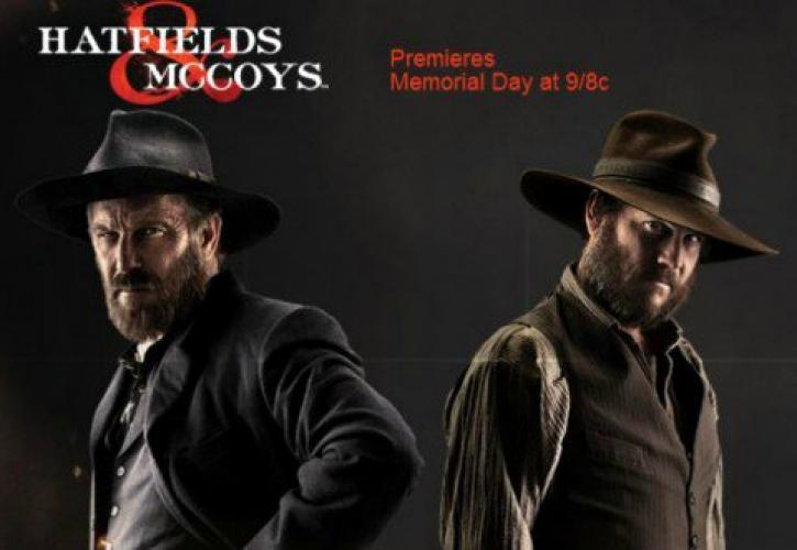 Hatfields & McCoys next episode air date poster