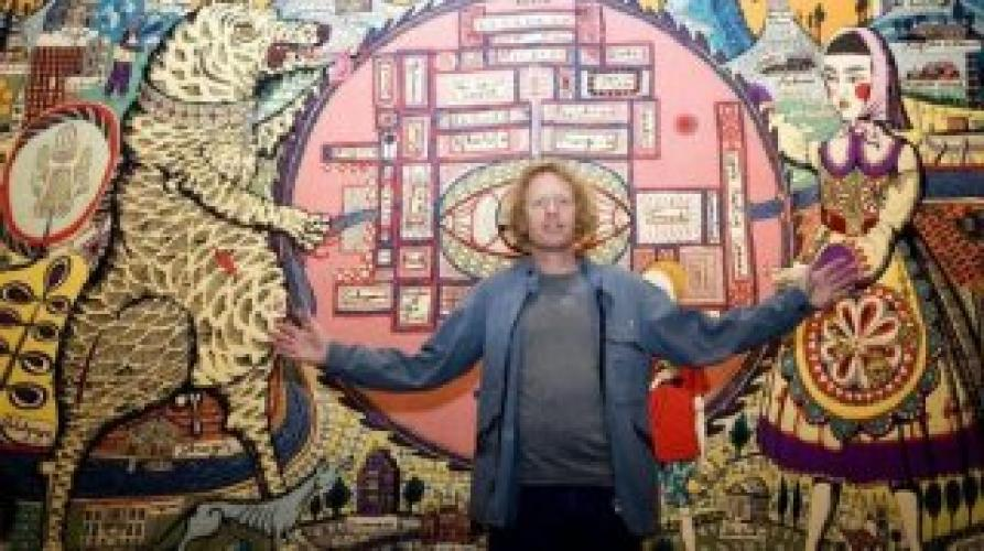 All in the Best Possible Taste with Grayson Perry next episode air date poster