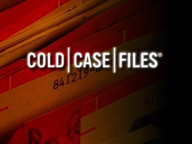 Cold Case Files next episode air date poster