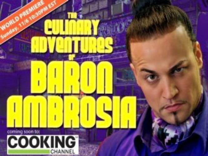 The Culinary Adventures Of Baron Ambrosia next episode air date poster