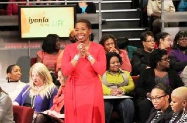 Iyanla: Fix My Life next episode air date poster