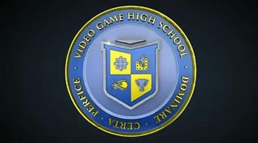 Video Game High School (VGHS) next episode air date poster