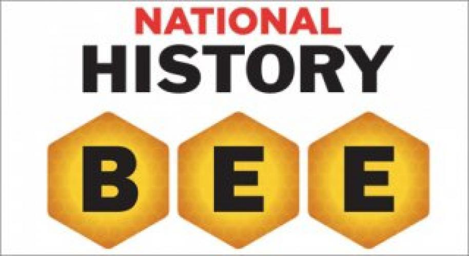 The National History Bee next episode air date poster
