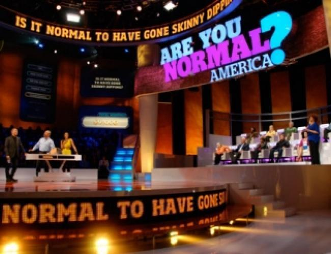 Are You Normal, America? next episode air date poster