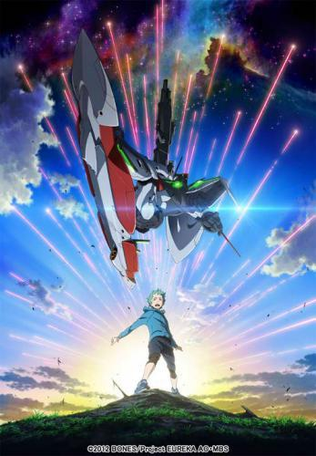 Eureka Seven: AO next episode air date poster