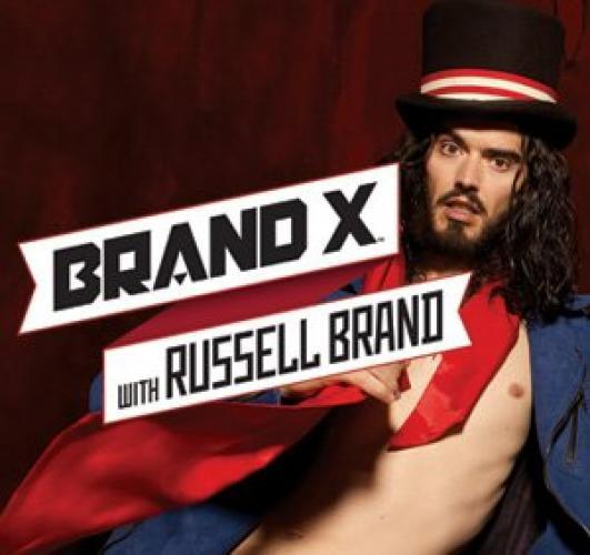 Brand X with Russell Brand next episode air date poster
