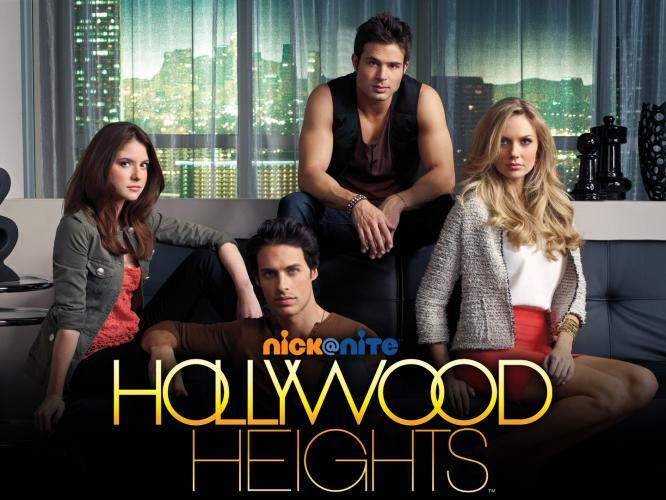 Hollywood Heights next episode air date poster